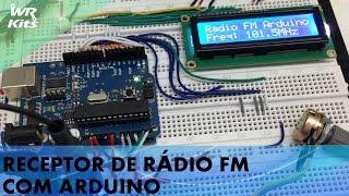Video RECEPTOR DE RÁDIO FM COM ARDUINO download MP3, 3GP, MP4, WEBM, AVI, FLV Juli 2018