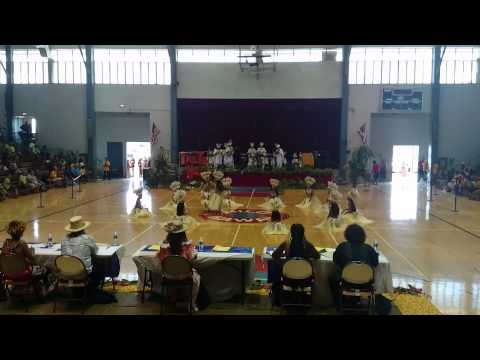 BALLET POLINESIO BALI HAI GANADORES EN TAHITI FETE 2014