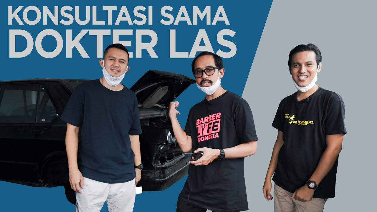 NGELAS MOBIL SAMPE PULUHAN JUTA!! | BMW E28 INDONESIA