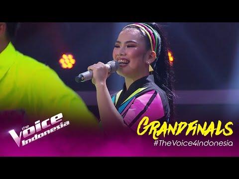 Meraih Bintang (Via Vallen) - Vionita | Grandfinal | The Voice Indonesia GTV 2019