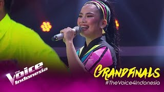 Download Meraih Bintang (Via Vallen) - Vionita | Grandfinal | The Voice Indonesia GTV 2019