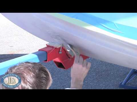 How-To Apply Bottom Paint