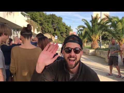 Split - RY Travel Day Split to Zagreb
