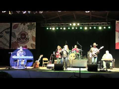 Asleep at the Wheel's Choo Choo Ch' Boogie--performed live  by Grand Junction