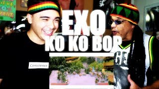 Video EXO - Ko Ko Bop MV reaction (Feat. MY DAD) [HIGH OFF THAT KO KO BOP] download MP3, 3GP, MP4, WEBM, AVI, FLV Oktober 2017