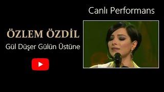 Özlem Özdil   Gül Düşer Gülün Üstüne TRT Müzik