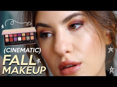 ANTI-STRESS MAKEUP TUTORIAL: FALL MAKEUP | Jamie Paige thumbnail