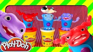 Play Doh Surprise With Home Dolls Oh Happy Meal Mcdonalds Breakfast Kinder Surprise