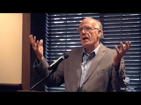 Dr. Victor Davis Hanson Speaks to JHC Club // Event @ Back Forty Texas BBQ // October 20, 2018