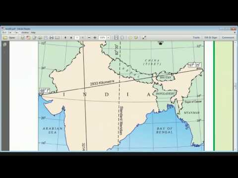 NCERT Class 9 geography Chapter 1 # india size and location