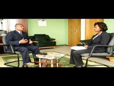H E  Ato Sileshi Getahun Ethiopian State Minister for Agriculture