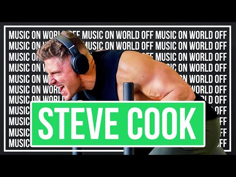 Gymshark | Music On, World Off ft. Steve Cook