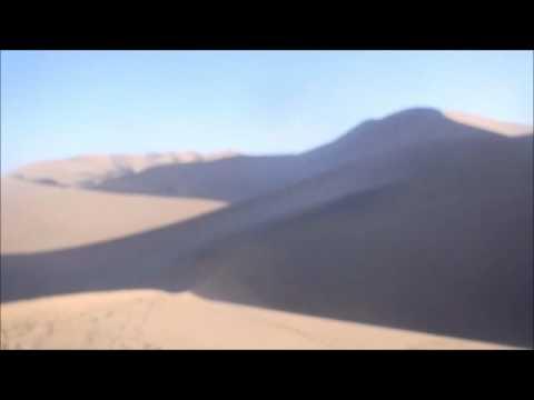Gobi Desert-Dunhuang China