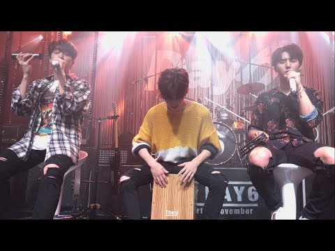 Every DAY6 Concert in November - 혼자야