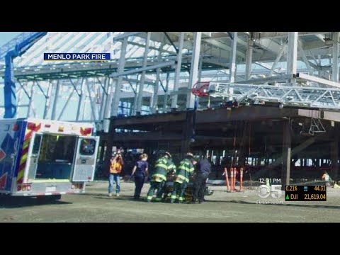 Steel Worker Injured In Fall At Facebook Construction Site