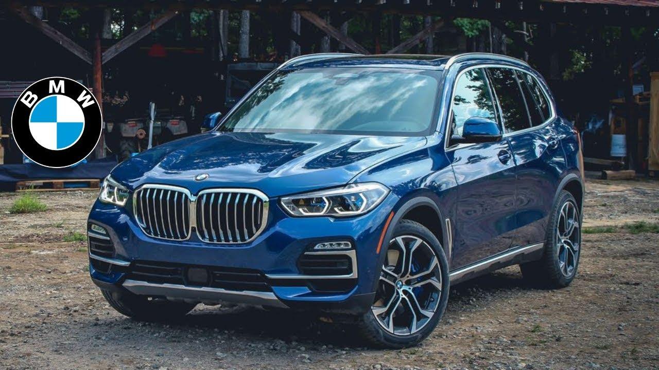 2019 bmw x5 - off-road test drive fantastic suv