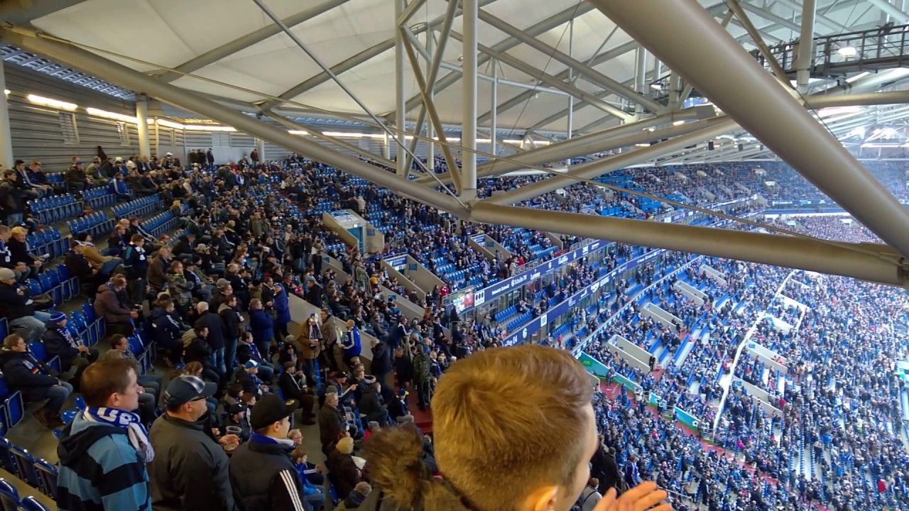 Mannschaftsaufstellung Schalke