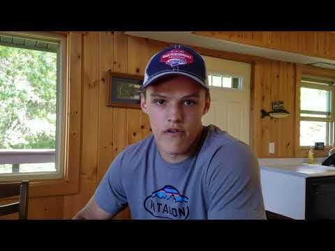 Brady Meyer - North Branch High School Hockey Player