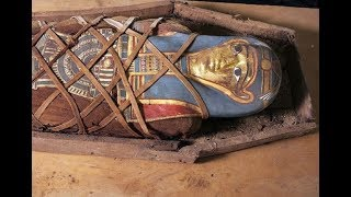 Новая удачная находка археологов. Обнаружена странная кукла из саркофага фараона озадачила учёных.