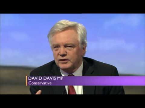 "David Davis: ""Two thirds"" of Tory MPs would vote to leave the EU"