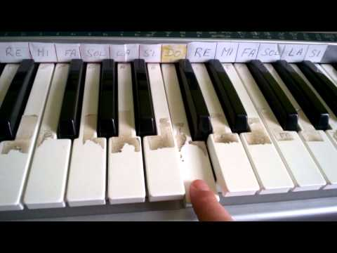 Petit papa Noël piano