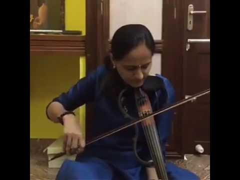 Harivarasanam violin
