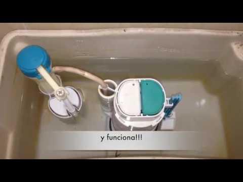 Repara y limpia tu inodoro BAÑO rápido y fácil!