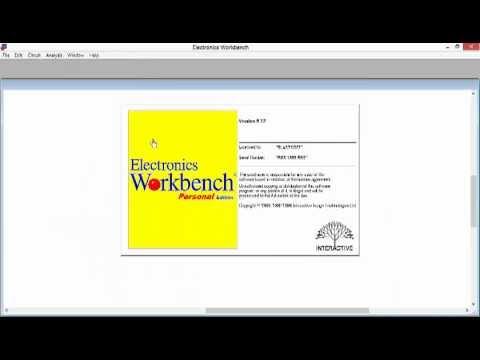GRATUITEMENT 5.12 TÉLÉCHARGER WORKBENCH ELECTRONIC