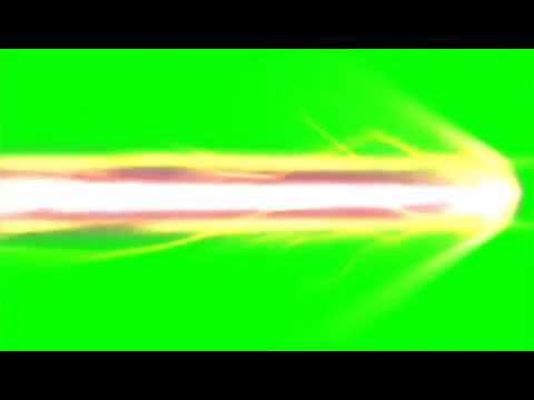 New Super Power Effect green screen video