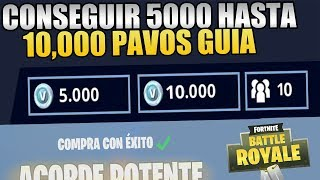 GET 5,000 UP TO 10,000 PAVOS IN EASY - DEFINITE GUIDE - FORTNITE STW
