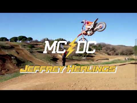 Jeffrey Herlings At Mc Des Costieres Track (Beauvoisin 🇫🇷)