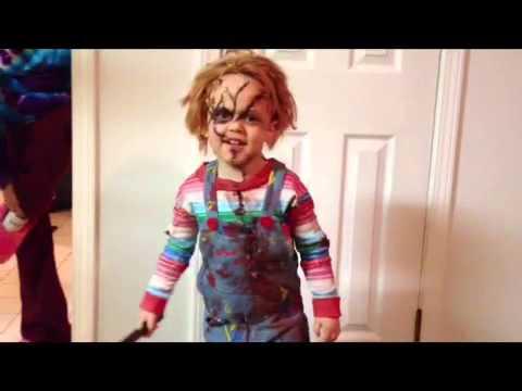 Chucky Ming Returns Halloween 2012 - YouTube