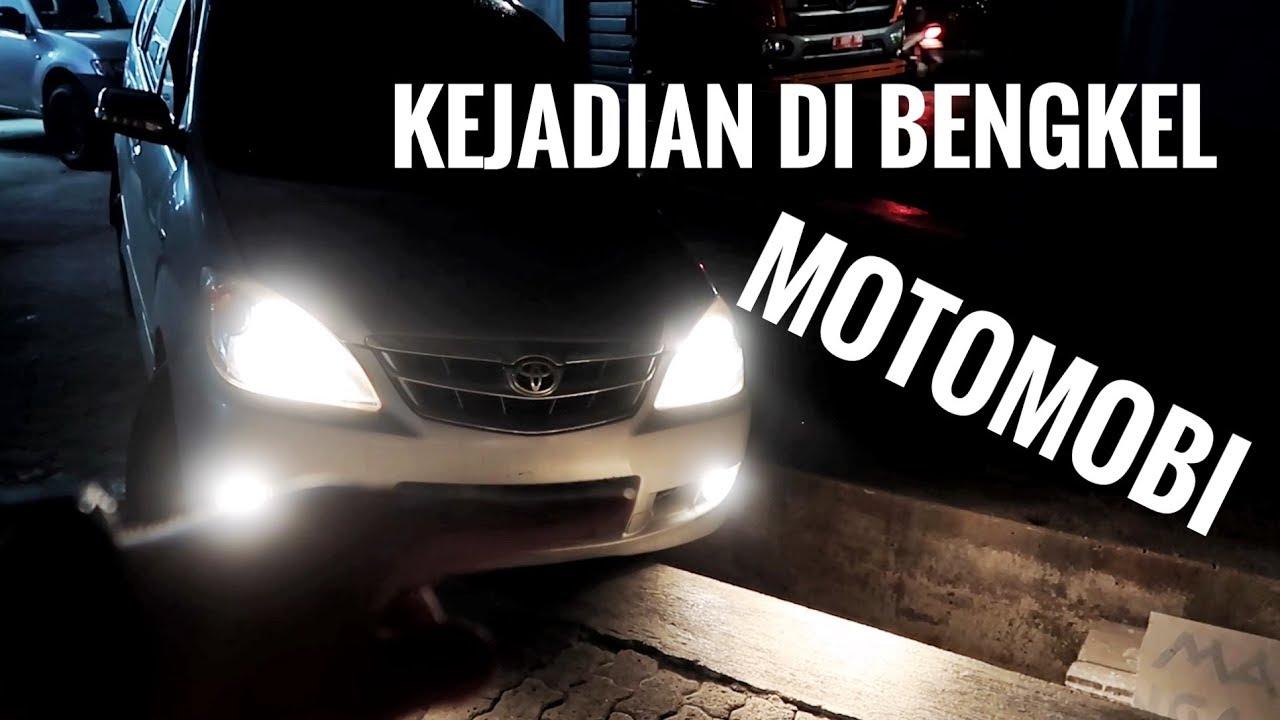 Kecelakaan di Markas MotoMobi - YouTube