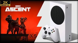 Xbox Series S   The Ascend   1440p? 60fps!