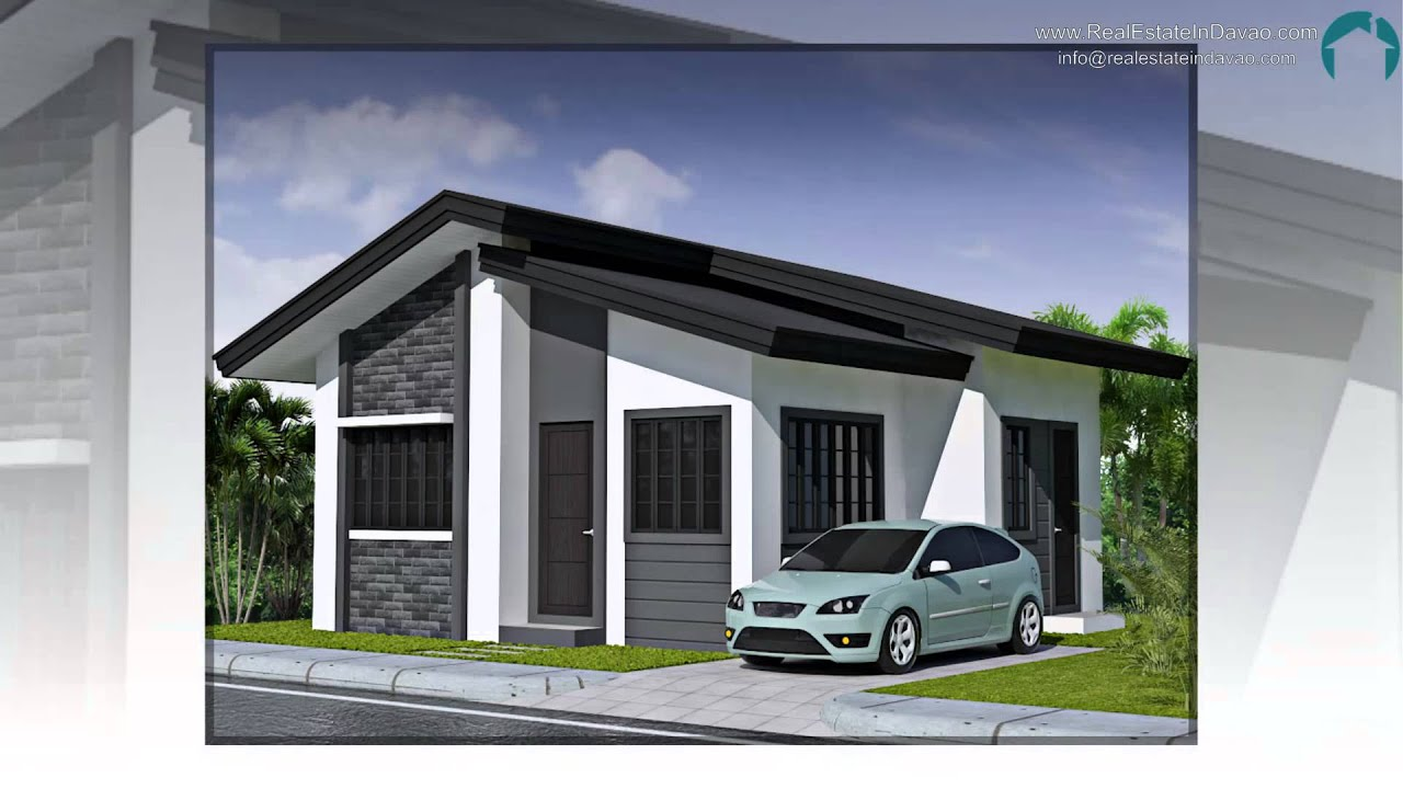 Low Cost Housing at CrestView Homes Mintal Davao City