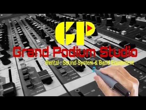 Grand Podium Studio & Entertainment Batam (Rental)