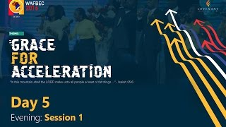 WAFBEC 2016| DAY 5, EVENING SESSION 1