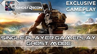 Ghost Recon: Wildlands Exclusive Gameplay - Ghost Difficulty Single Player Campaign