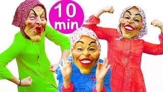 Няня и история забавных детей в доме | Правила поведения для детей | Сборник веселых историй
