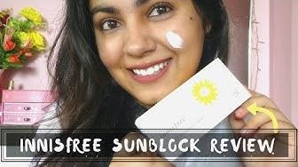 Innisfree Daily UV Protection Cream (Mild) Review | Sneha Arora