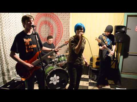 AFI - I Wanna Get a Mohawk (cover by Lily Black)