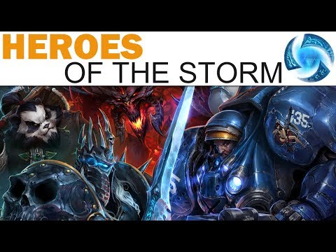 Heroes of the Storm - Versus - Blackheart's Bay - Li Li Stormstout (Game 23)