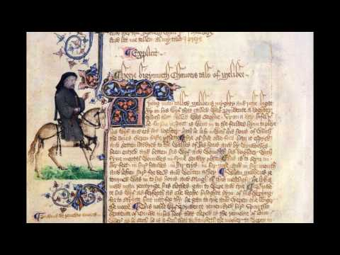 Chaucer   General Prologue audio