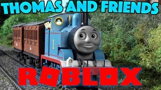 THOMAS UND FREUNDE IN ROBLOX (Feat. Coker0415)
