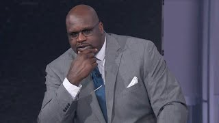 Shaq Impressed Reaction to Zion Williamson going against LeBron and the Lakers for the first time