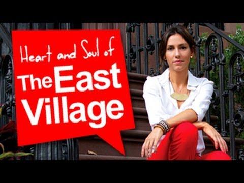 Travel New York: The East Village