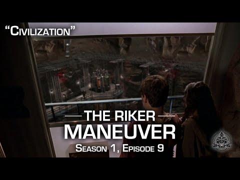 Civilization | The Riker Maneuver Classic | Star Trek Enterprise Reviews