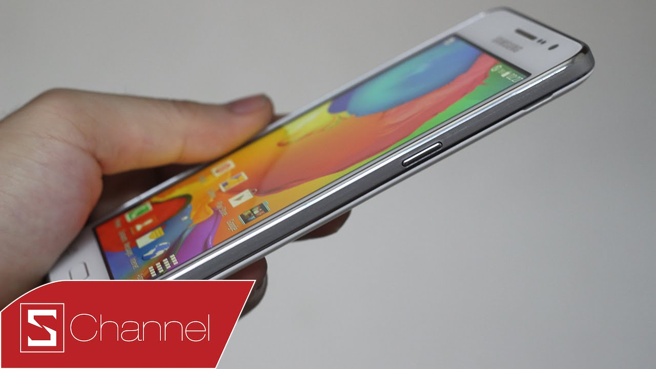 Schannel –  Đánh giá thiết kế, màn hình, hiệu năng… Galaxy Grand Prime