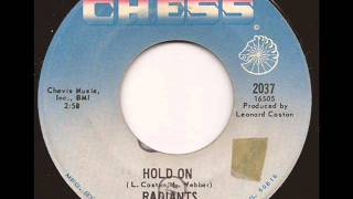 RADIANTS - HOLD ON (CHESS)