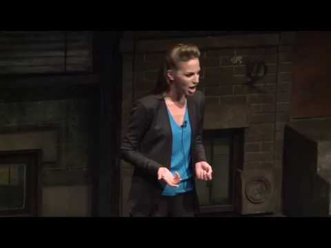 Technology in the performing arts: Natasha Tsakos at TEDxBroadway